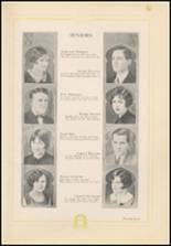 1926 Henryetta High School Yearbook Page 34 & 35