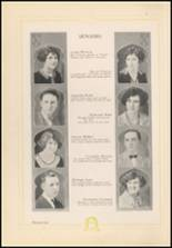 1926 Henryetta High School Yearbook Page 36 & 37