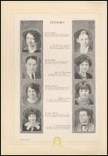 1926 Henryetta High School Yearbook Page 38 & 39