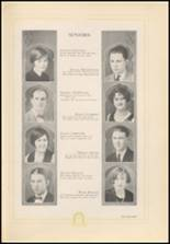 1926 Henryetta High School Yearbook Page 40 & 41