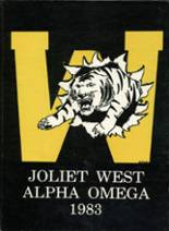 1983 Yearbook Joliet West High School