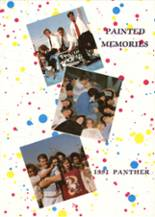 1991 Yearbook Harrah High School