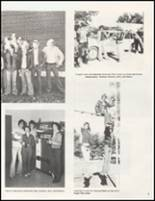 1980 Charleston High School Yearbook Page 12 & 13