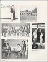 1980 Charleston High School Yearbook Page 16 & 17