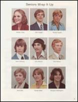 1980 Charleston High School Yearbook Page 18 & 19