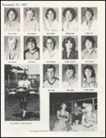 1980 Charleston High School Yearbook Page 20 & 21