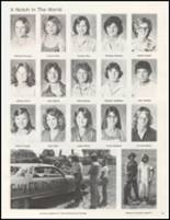 1980 Charleston High School Yearbook Page 22 & 23