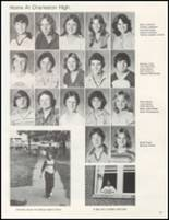 1980 Charleston High School Yearbook Page 24 & 25