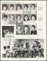 1980 Charleston High School Yearbook Page 28 & 29
