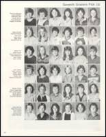 1980 Charleston High School Yearbook Page 32 & 33