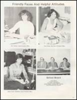 1980 Charleston High School Yearbook Page 34 & 35