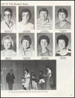 1980 Charleston High School Yearbook Page 36 & 37