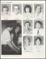 1980 Charleston High School Yearbook Page 38 & 39