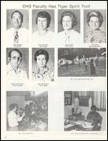 1980 Charleston High School Yearbook Page 40 & 41