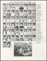 1980 Charleston High School Yearbook Page 46 & 47
