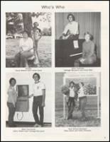 1980 Charleston High School Yearbook Page 54 & 55