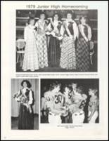1980 Charleston High School Yearbook Page 56 & 57