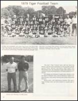 1980 Charleston High School Yearbook Page 58 & 59