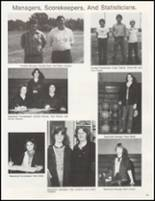 1980 Charleston High School Yearbook Page 64 & 65
