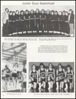 1980 Charleston High School Yearbook Page 74 & 75