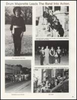 1980 Charleston High School Yearbook Page 86 & 87