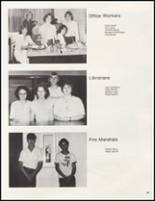1980 Charleston High School Yearbook Page 88 & 89