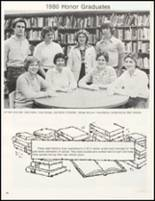 1980 Charleston High School Yearbook Page 90 & 91