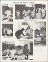 1980 Charleston High School Yearbook Page 98 & 99