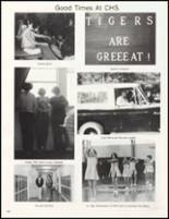 1980 Charleston High School Yearbook Page 106 & 107