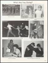 1980 Charleston High School Yearbook Page 108 & 109