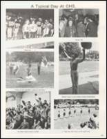 1980 Charleston High School Yearbook Page 112 & 113