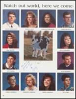 1991 Arlington High School Yearbook Page 22 & 23