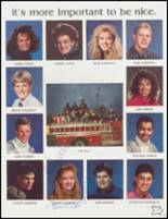 1991 Arlington High School Yearbook Page 24 & 25