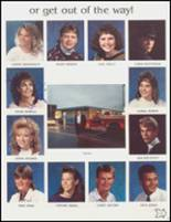1991 Arlington High School Yearbook Page 26 & 27