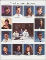 1991 Arlington High School Yearbook Page 32 & 33