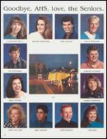 1991 Arlington High School Yearbook Page 34 & 35