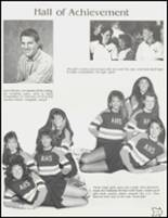 1991 Arlington High School Yearbook Page 128 & 129