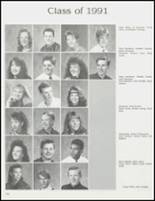 1991 Arlington High School Yearbook Page 130 & 131