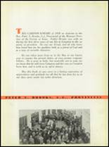 1938 Campion Jesuit High School Yearbook Page 10 & 11