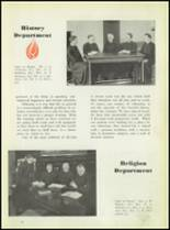 1938 Campion Jesuit High School Yearbook Page 22 & 23