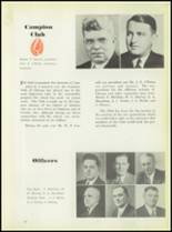 1938 Campion Jesuit High School Yearbook Page 26 & 27
