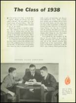 1938 Campion Jesuit High School Yearbook Page 32 & 33