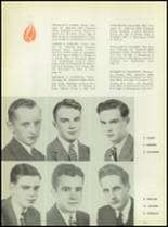 1938 Campion Jesuit High School Yearbook Page 36 & 37