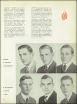 1938 Campion Jesuit High School Yearbook Page 38 & 39