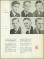 1938 Campion Jesuit High School Yearbook Page 40 & 41