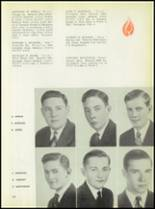 1938 Campion Jesuit High School Yearbook Page 42 & 43