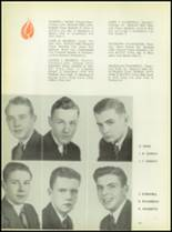 1938 Campion Jesuit High School Yearbook Page 44 & 45