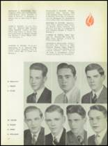 1938 Campion Jesuit High School Yearbook Page 46 & 47