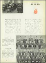 1938 Campion Jesuit High School Yearbook Page 50 & 51