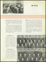1938 Campion Jesuit High School Yearbook Page 54 & 55
